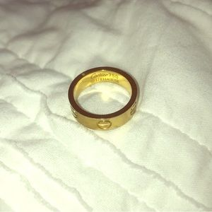 Accessories - Love ring